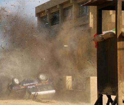 """dal film di Amadei """"20 sigarette"""", sull'attentato di Nassiriya"""