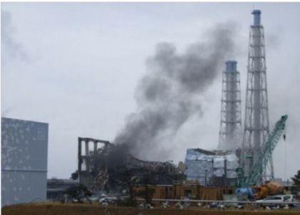 quel che resta del reattore 3 di Fukushima
