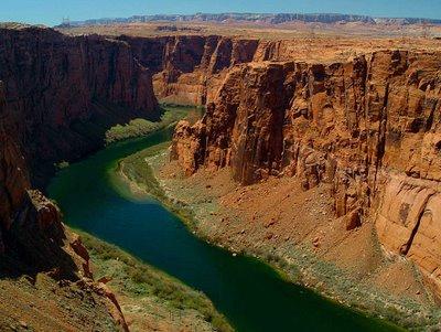 Il fiume colorado (Usa)