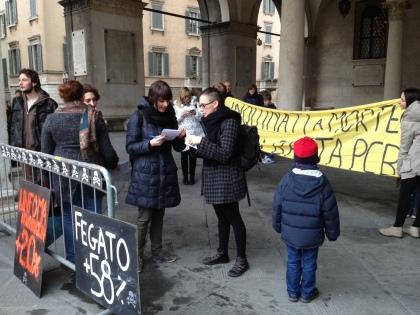 Brescia, presidio conto i veleni della Caffaro