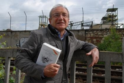 Marino Ruzzenenti, storico ambientalista bresciano, con la sua inchiesta nel 2001 ha costretto le autorità a considerare seriamente le conseguenze dell'inquinamento della Caffaro (foto Livio Senigalliesi)